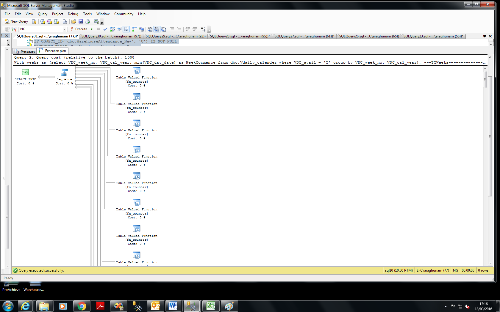 sql new guid in stored procedure