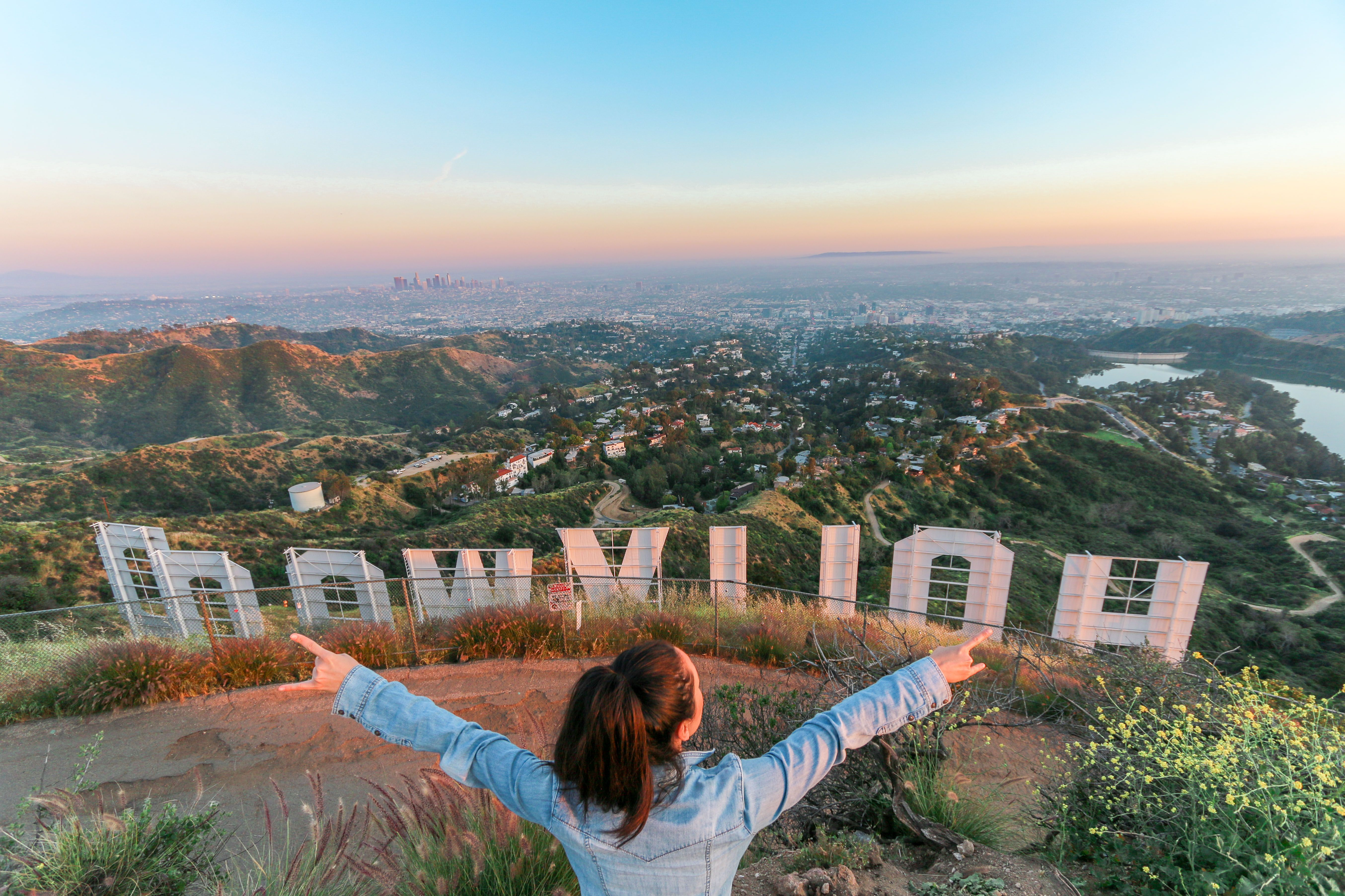 los angeles california travel guide