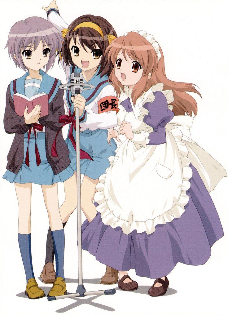 the melancholy of haruhi suzumiya episode guide