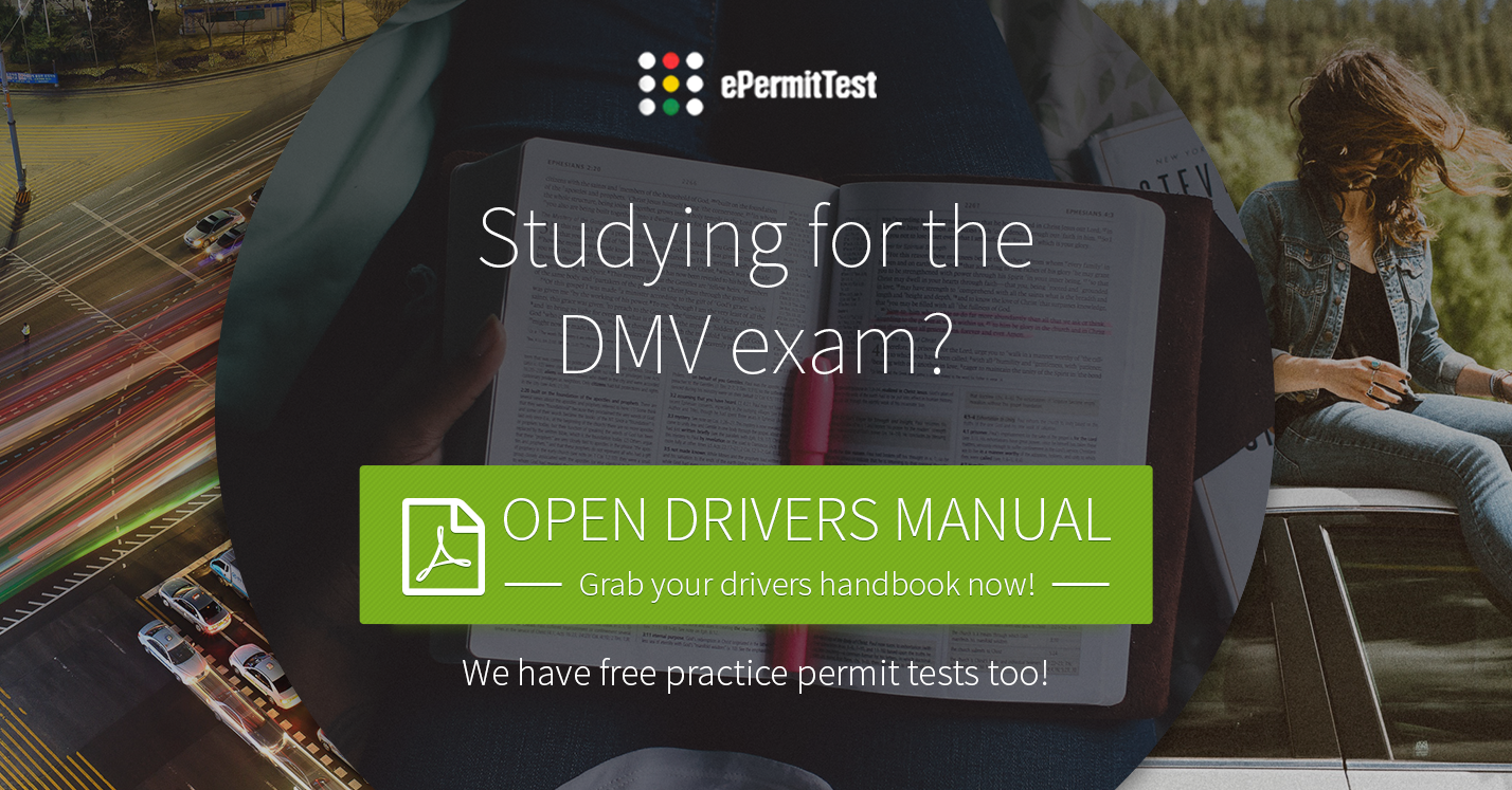 dmv written test study guide