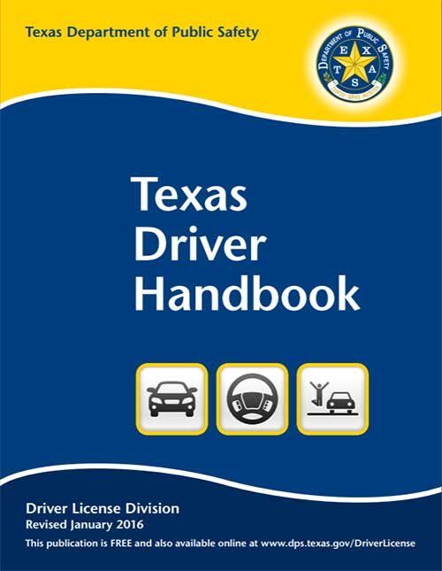 written drivers test study guide