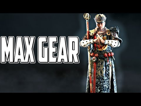 for honor conqueror gear guide