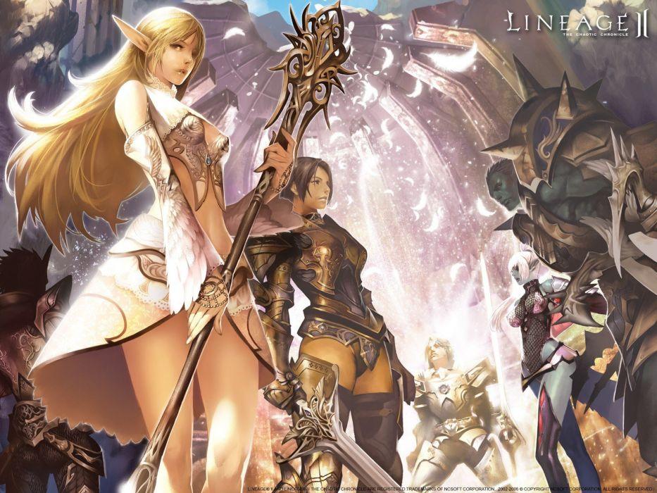 lineage 2 revolution class guide dark elf