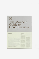 monocle guide to good business pdf