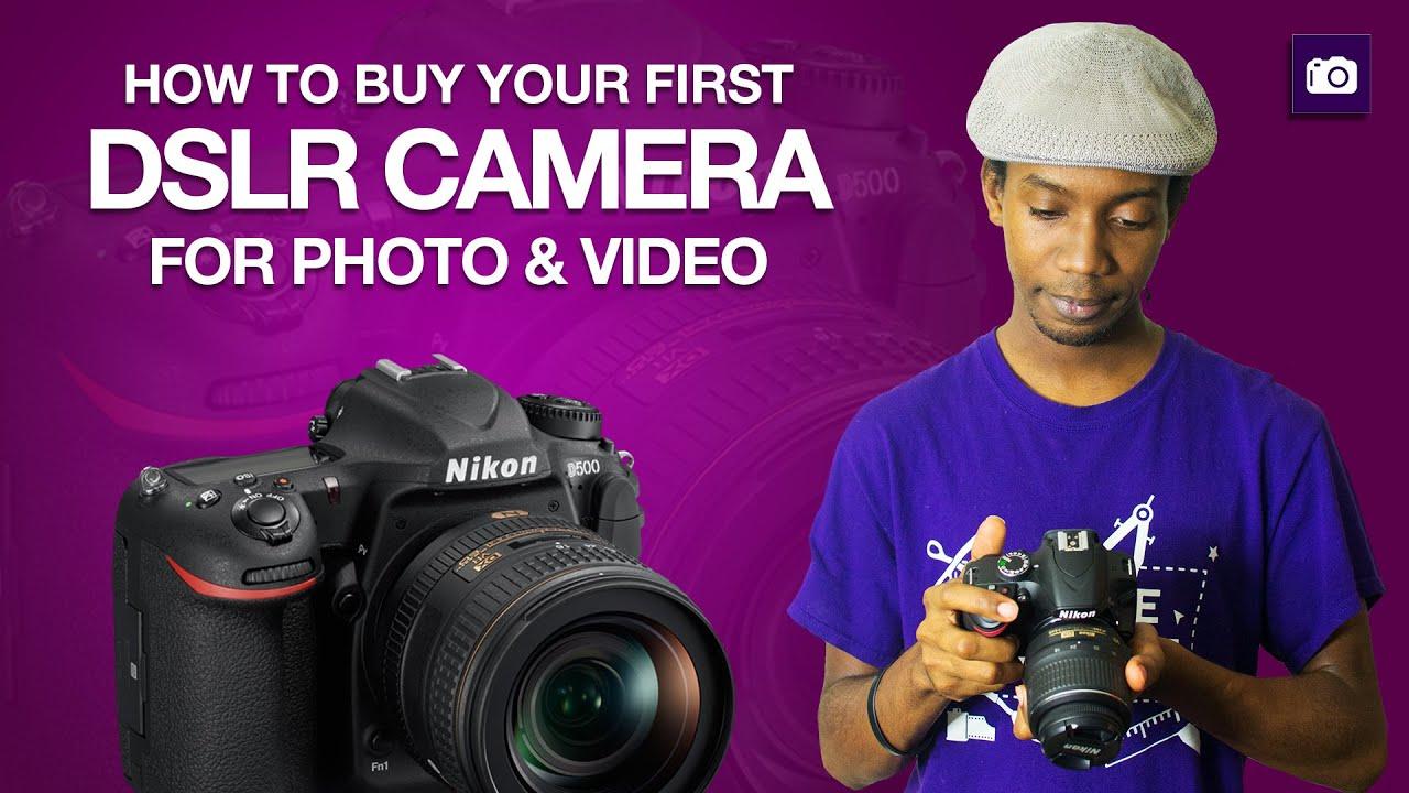 professional digital video camera buying guide