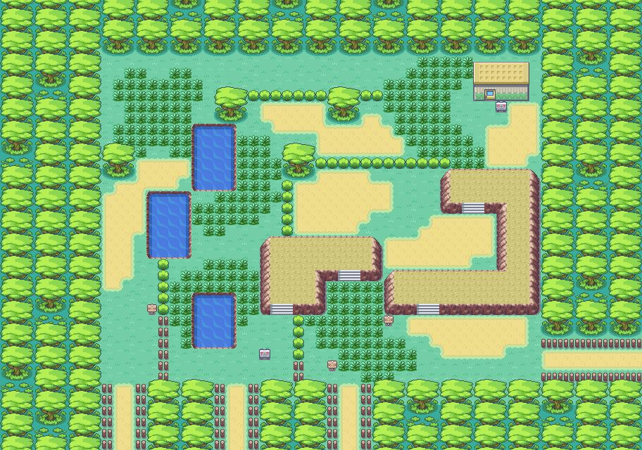 pokemon fire red safari zone guide