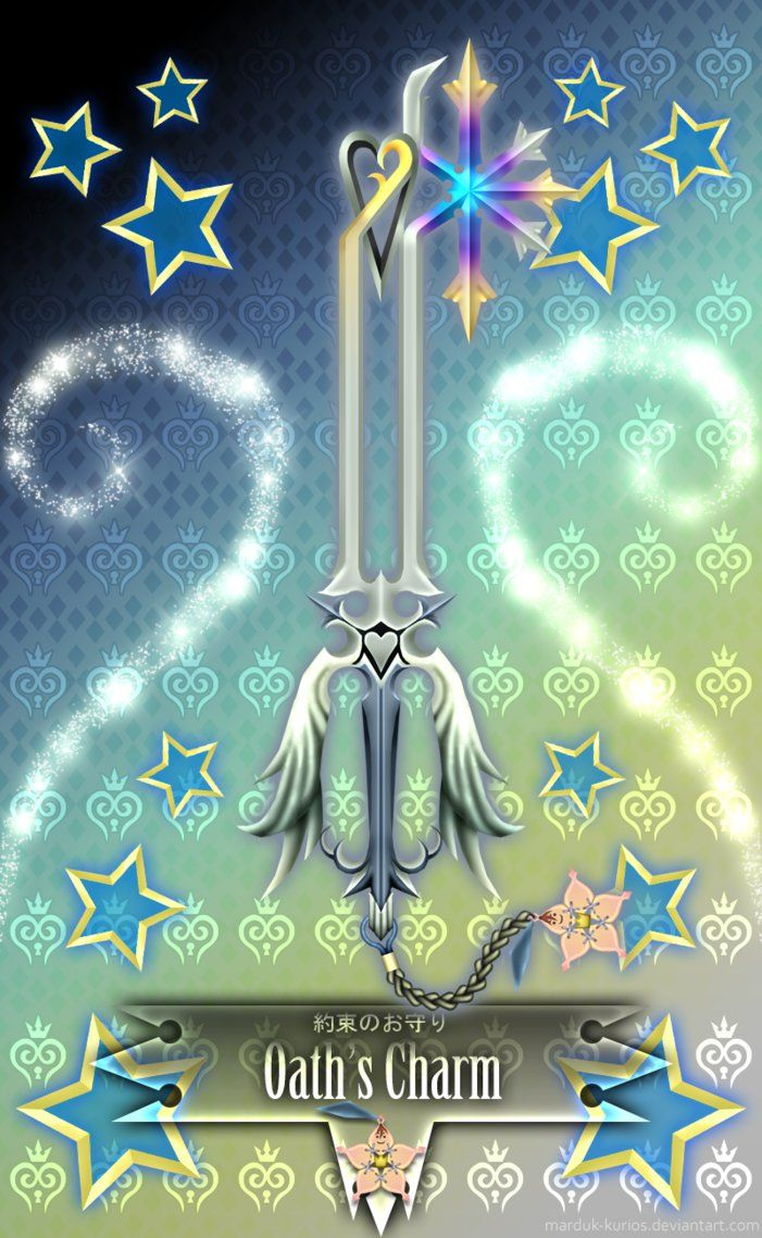kingdom hearts 2 keyblade guide