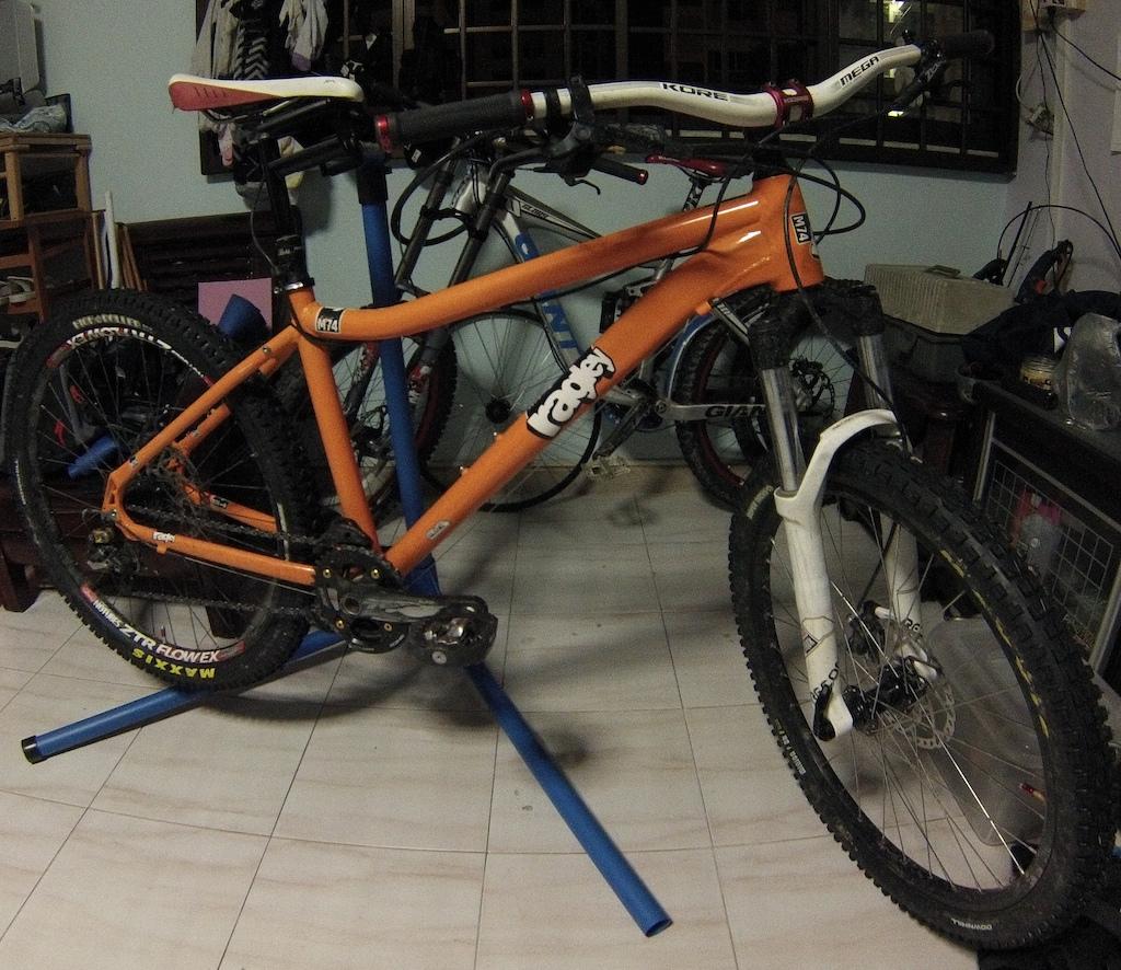 mountain bike chain length guide