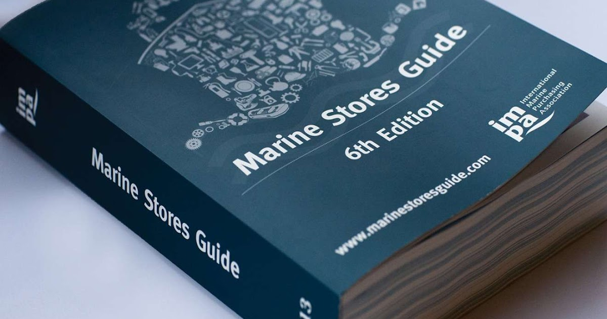impa marine stores guide 6th edition