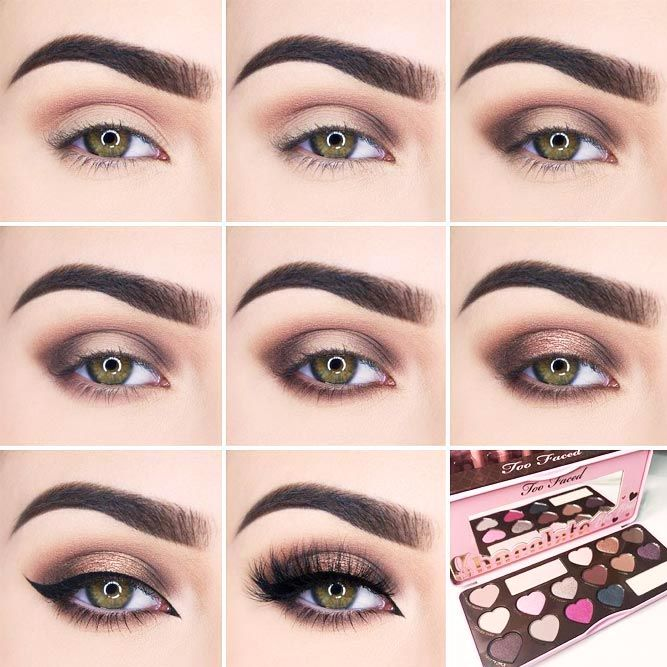 smokey eye makeup step by step guide