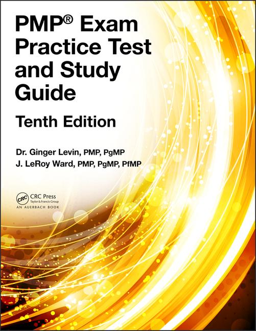 pmp exam practice test and study guide tenth edition