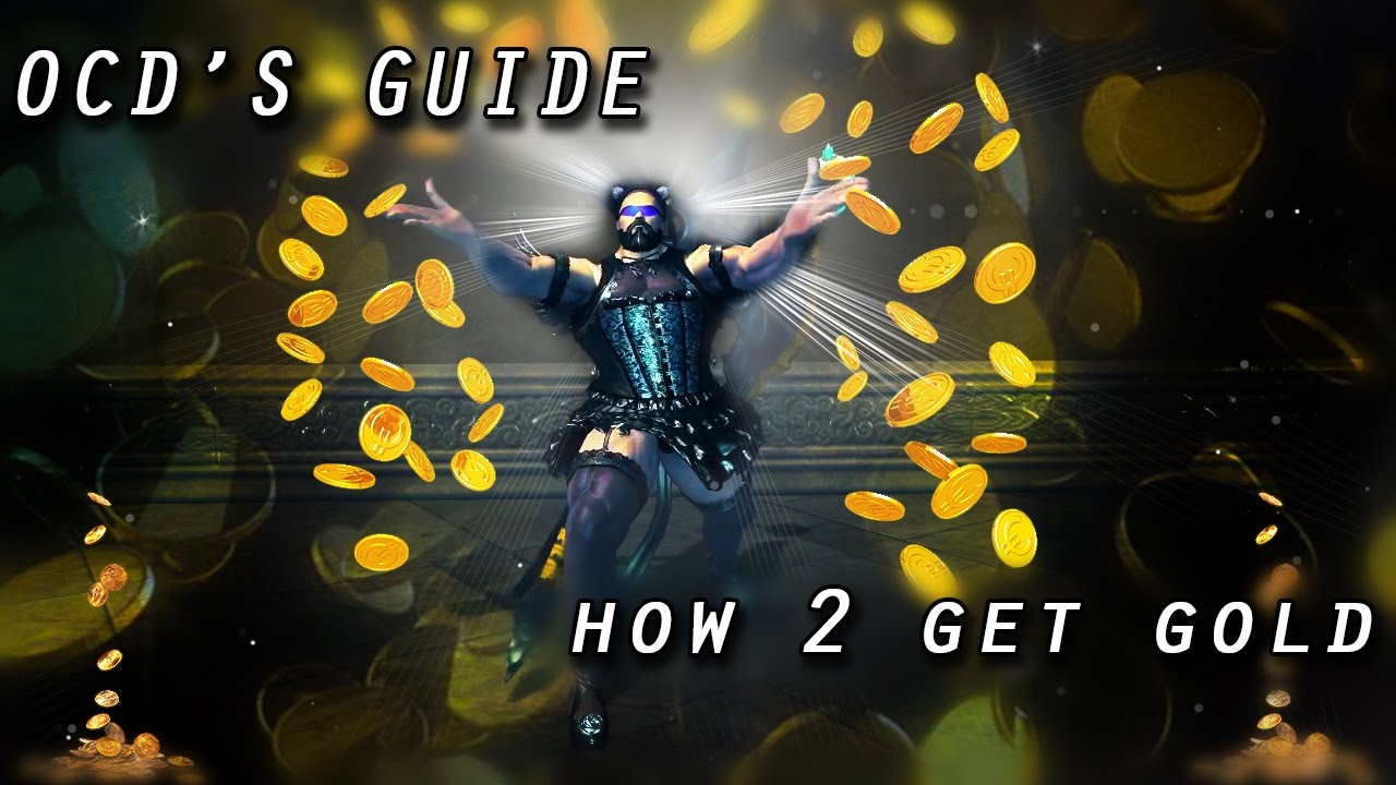blade and soul gold making guide 2017