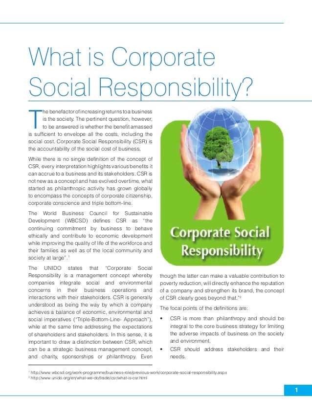corporate social responsibility an implementation guide for business