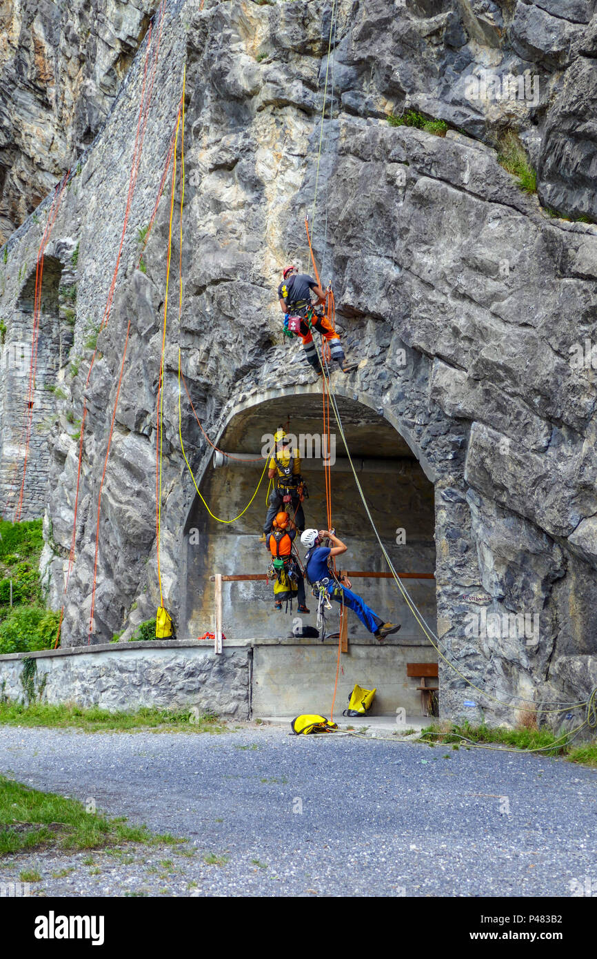 high angle rope rescue techniques study guide
