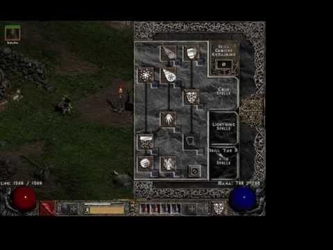 diablo 2 sorceress leveling guide