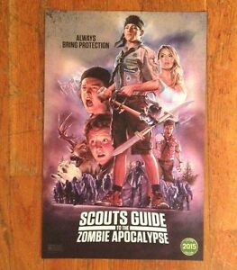 scout guide zombie apocalypse full movie