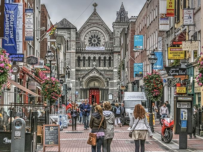trinity college dublin guided tours