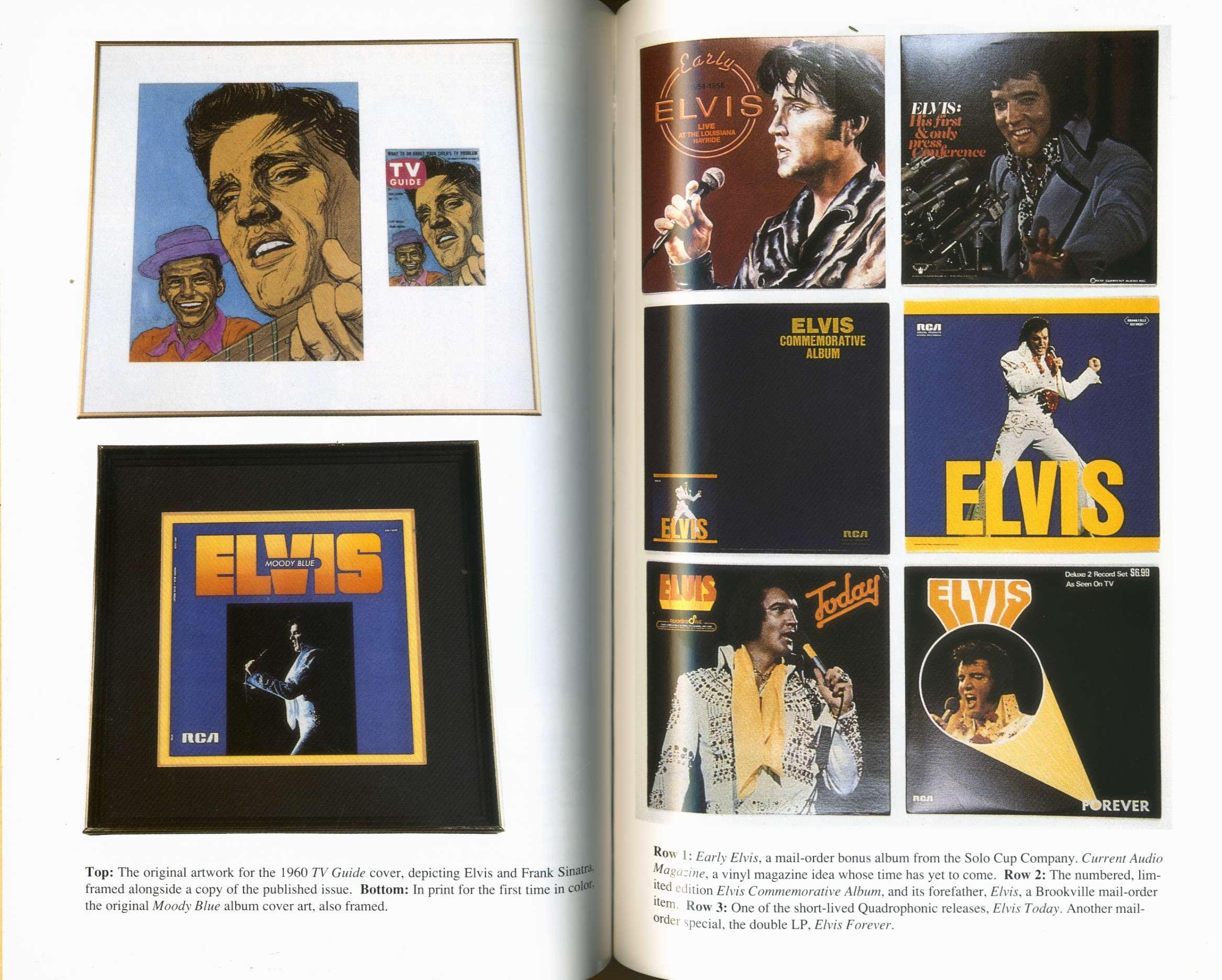 elvis presley records price guide