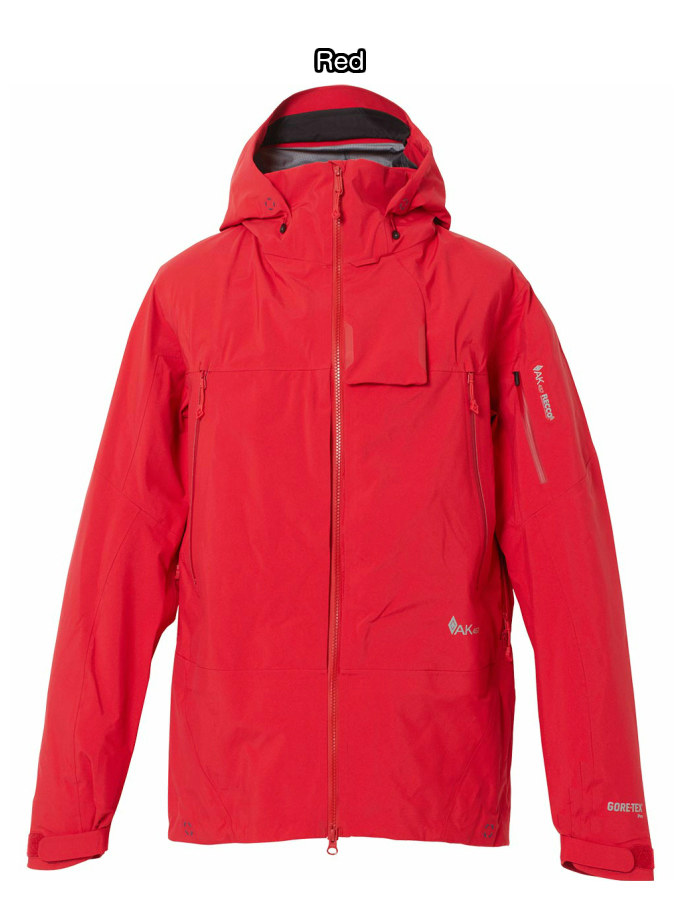 burton ak457 guide jacket review
