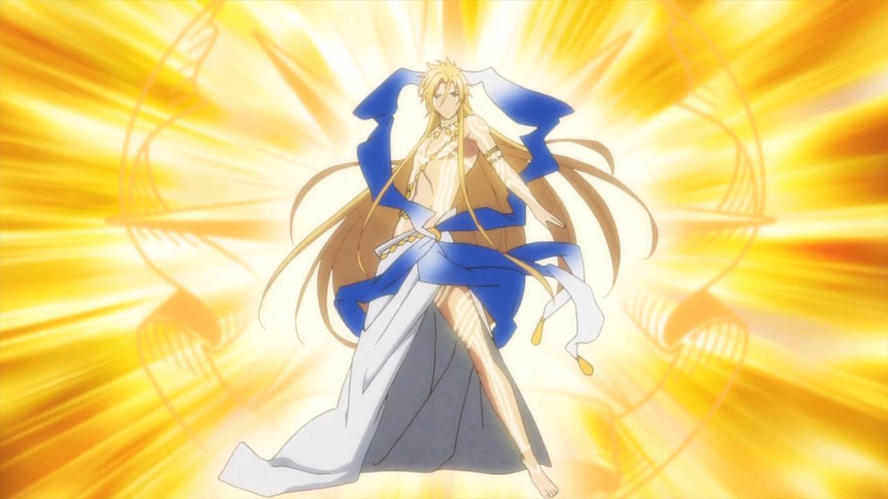kamigami no asobi episode guide