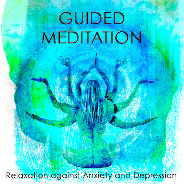 guided meditation for anxiety and depression