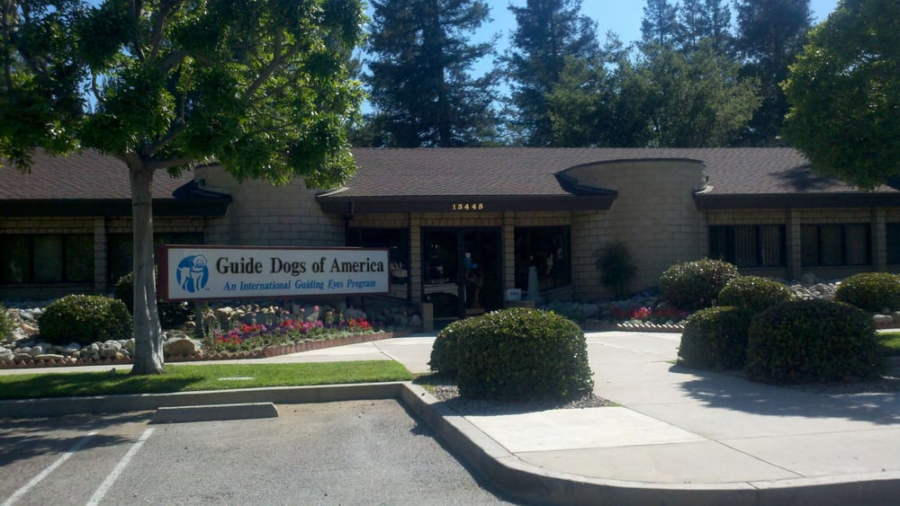 guide dogs of america sylmar