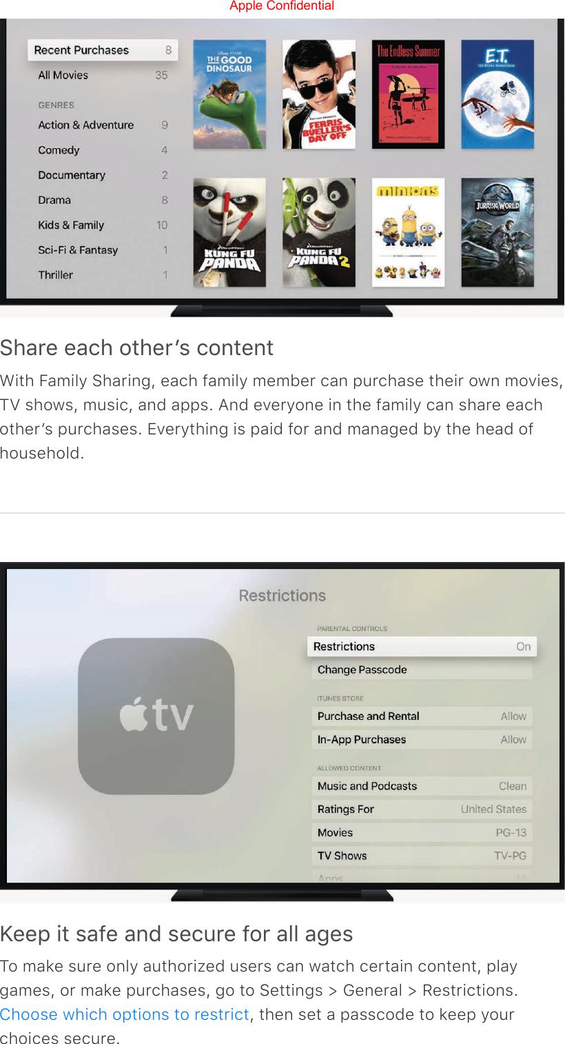 apple tv 4k user guide