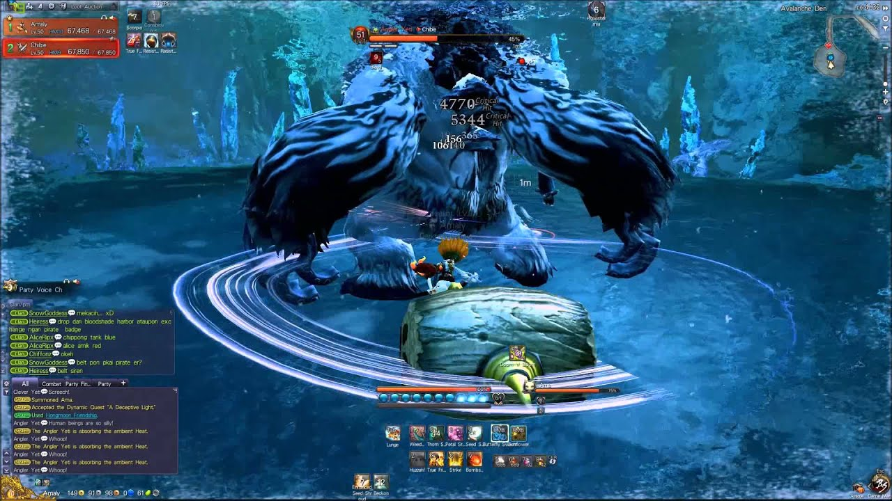 blade and soul strategy guide