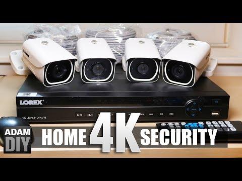 kguard security system setup guide