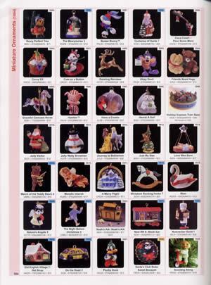 hallmark keepsake ornament value guide second edition