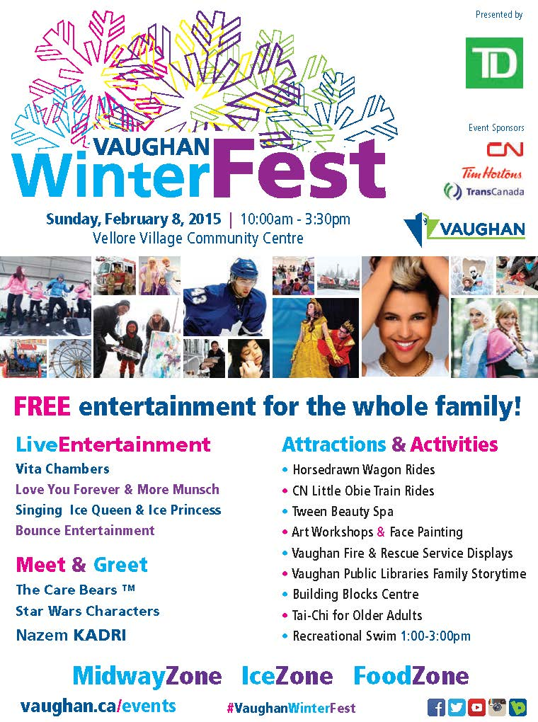 city of vaughan recreation guide