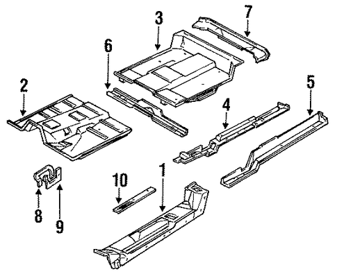 gm part number cross reference guide