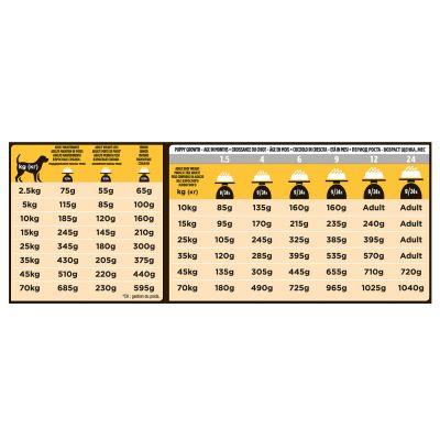 purina pro plan sport feeding guide