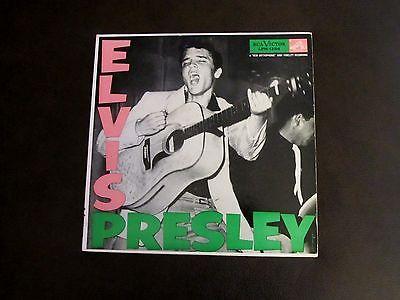 elvis presley vinyl price guide