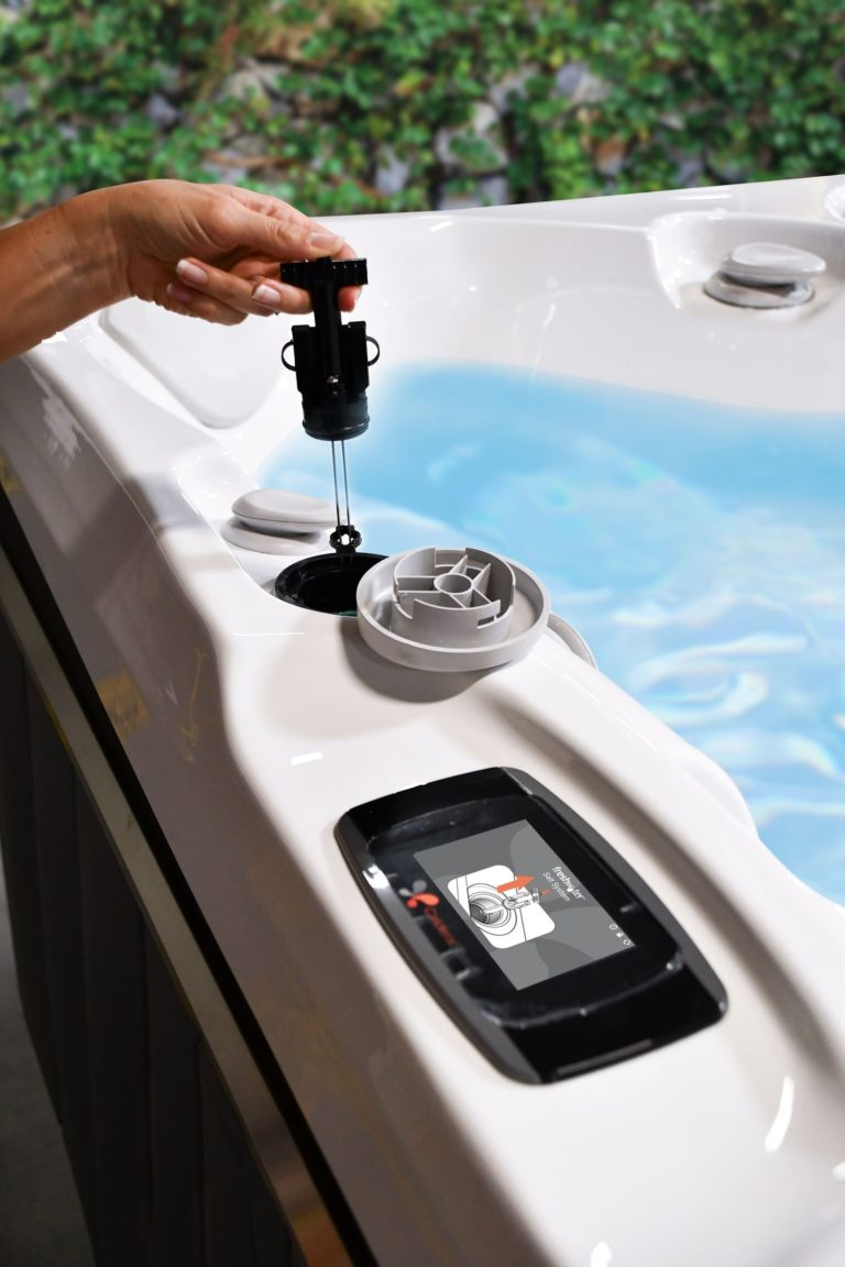 hot tub water treatment guide