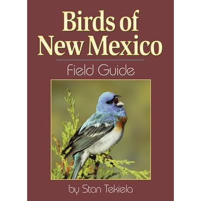 birds of mexico field guide