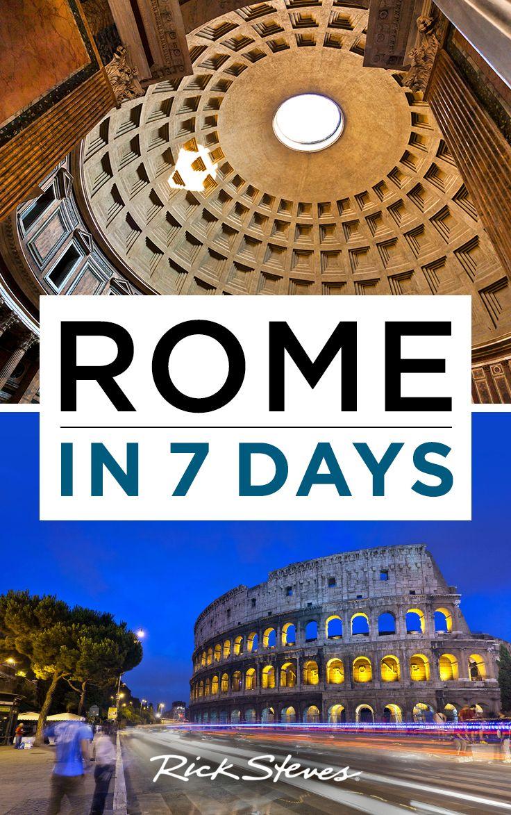 rick steves audio guide rome