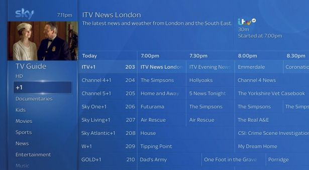 home and health channel tv guide