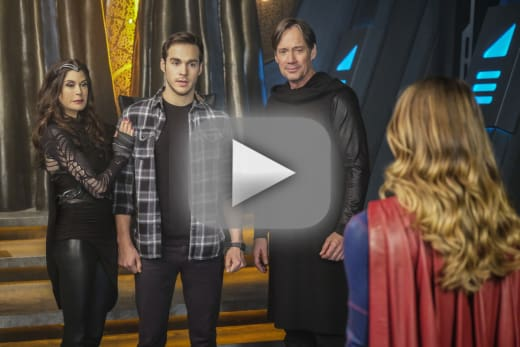 supergirl season 2 episode guide