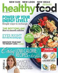 healthy food guide magazine subscription