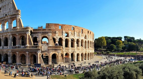 guided tours of paris and rome