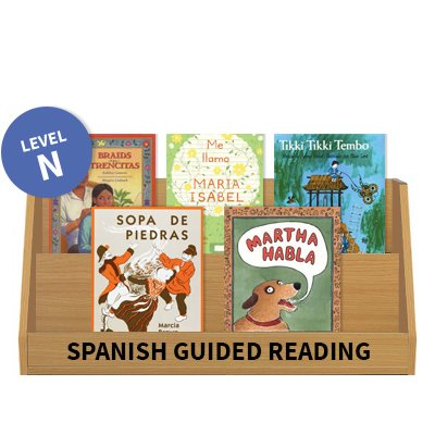 guided reading level n books