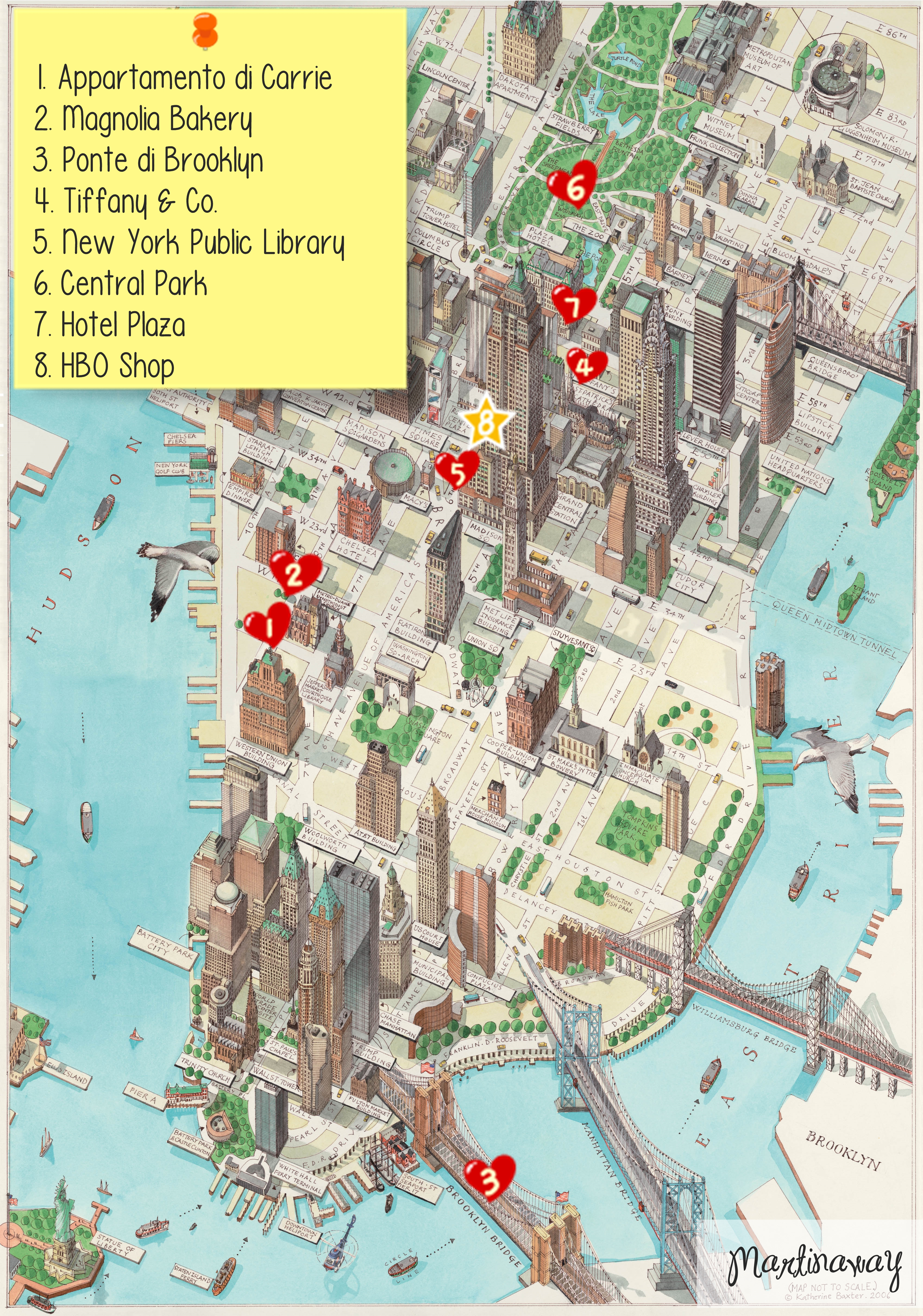 new york city guide pdf download