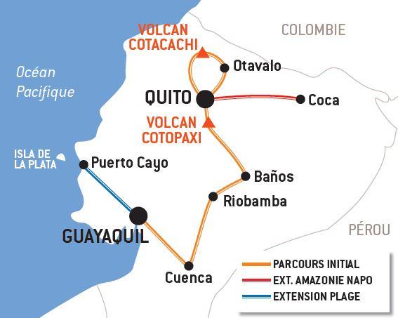 costa rica avec guide francophone