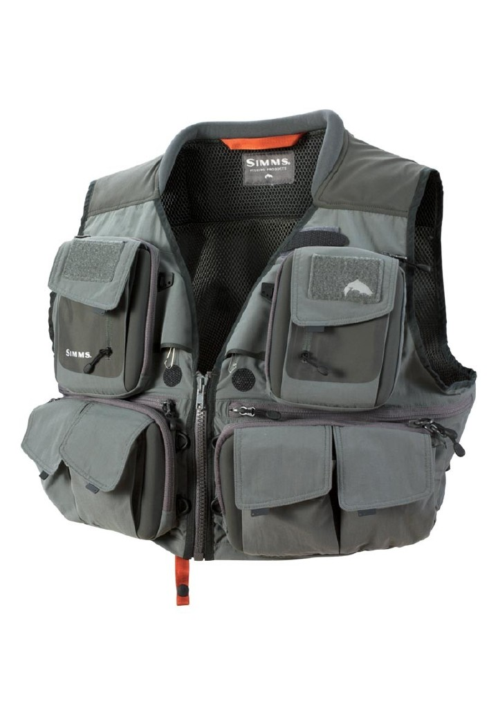 filson fly fishing guide vest review