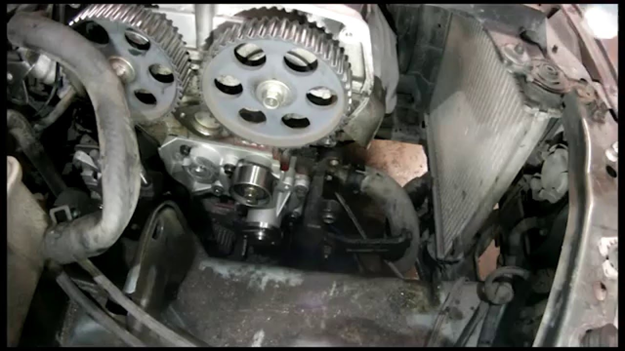 2007 hyundai accent timing belt replacement guide
