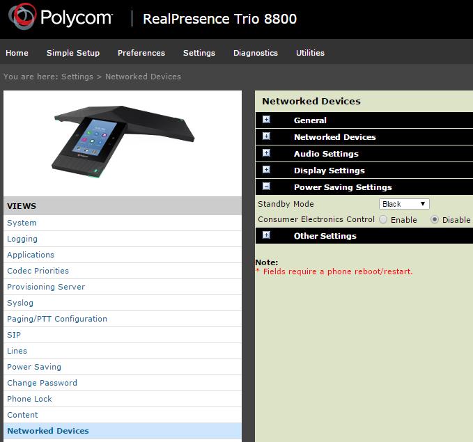 polycom trio 8800 admin guide