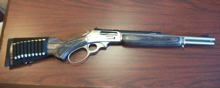 best scope for marlin 45 70 guide gun