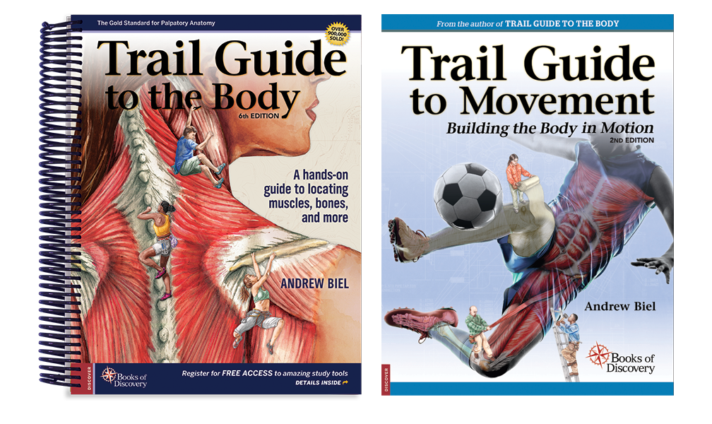 trail guide to the body 5th edition