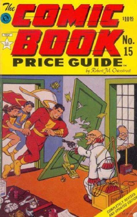 overstreet comic book price guide 46